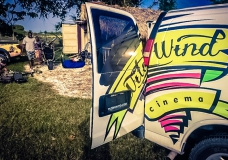 Wild Wind Cinema bus