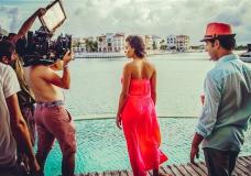 Съемка в элитном проекте Доминиканы