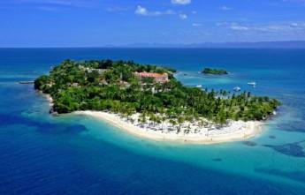 Tropical peninsula